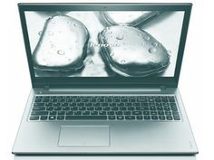 The Lenovo IdeaPad Z500 Laptop aims at providing visually a very good impression with the silver-gray keyboard area consists of brushed metal, the lid and bottom plate is built using black matte.