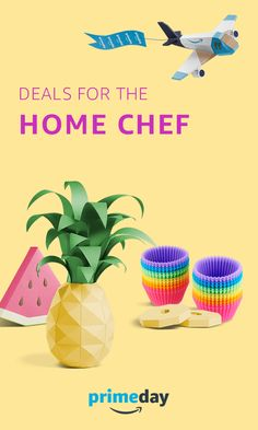 Come and get it! Prime Day is loaded with tasty deals for home chefs!