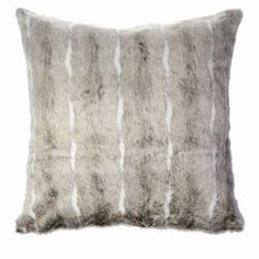 Kussen Comfy 70x70cm - Riverdale Webshop Throw Pillows, Gray, Bed, Home, Fashion Trends, Toss Pillows, Stream Bed, Decorative Pillows, Decor Pillows