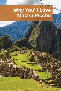 Machu Picchu in Peru was the perfect family destination. Find out why a visit to Machu Picchu should be on your Peru itinerary. Peru with kids | Travel with kids.
