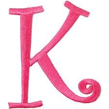 K Name Letter Wallpaper letter? Well K is my fave and here's why: Name: Katie Future last name ...