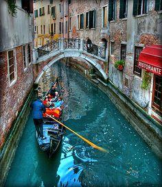 Venice Italy, January 2006