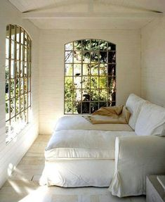 Sun room for reading and lounching