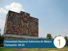 Las 10 mejores universidades en México según América Economía | Dinero en Imagen.com