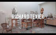 atelier d'artiste Richard Texier