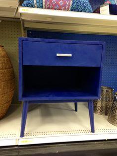 Blue Side Table. Target