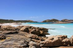 Lucky Bay @ Esperance Western Australia by Amanda Paul