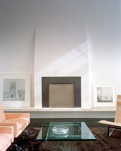 Sam Shahid's Minimalist Greenwich Village Home