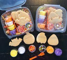 Bolo Halloween, Halloween Baking, Halloween Desserts, Halloween Cupcakes, Halloween Kids, Halloween Treats, Halloween Party, Halloween Countdown, Halloween Cookies Decorated