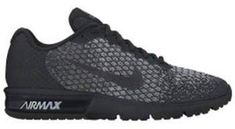 NIKE AIR MAX SEQUENT 2 BLACKGREYNEON GREEN SIZE 6Y NO BOX | eBay