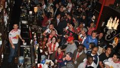 A Record-Setting Night  With 403 fans in attendance for a Sept. 17 viewing party, the Red Bulls now hold the MLS record