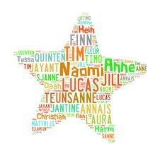 namen van de klas