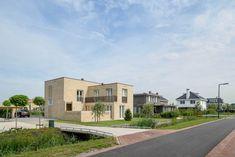 Huis T in Nesselande - Korteknie Stuhlmacher Architecten Rotterdam, Exterior, House Styles, Wren, Home Decor, House, Homemade Home Decor, Interior Design, Outdoor Rooms