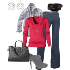 """Back to school"" by cami-sue on Polyvore"