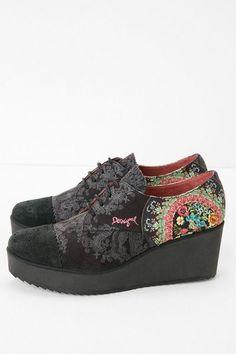 Georgina Yanire SKU#: 57PS4A0 Fall Shoes, Fall Winter 2015, Wedges, Fashion, Zapatos, Pumps, Fall Winter, Womens Fashion, Moda