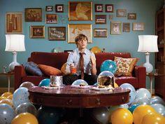 Confetti Boy, 2008 / Aaron Ruell