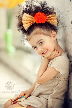 Penteados para meninas - Just Real Moms Cute Little Girls, Cute Kids, Cute Babies, Baby Kids, Precious Children, Beautiful Children, Beautiful Babies, Kind Photo, Curly Hair Styles