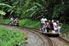 """Las """"Motobrujas"""" en el Valle del Cauca"""