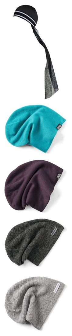 """""""Hats"""" by wanda-india-acosta ❤ liked on Polyvore featuring hats, accessories, blue, slouchy beanie cap, beanie hat, knit beanie hat, blue beanie, slouchy beanie, red and slouchy beanie hat"""