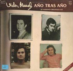 Recopilaciones: Año tras año. — Madrid : Fonogram, [1982]. 2 discos : 33 rpm. Philips 66 76 011.