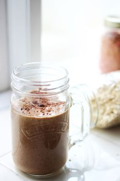The Hazelnut Breakfast Smoothie