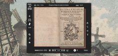 El Quijote digitalizado. http://quijote.bne.es/libro.html