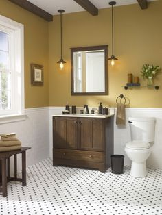 Vanity Light Conversion Kit : Bathroom Pendant Lighting on Pinterest
