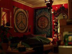 hippie boho room decor - Google Search