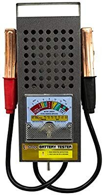 Bastex BT-100 6V/12 100 Amp Battery Load Tester with Heavy