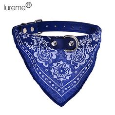 Totem Design Adjustable Collar Bandanas(Random Color) – USD $ 4.99