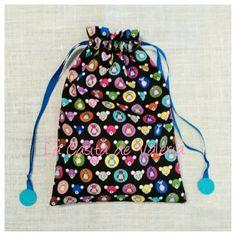 Bolsa merienda ositos Drawstring Backpack, Backpacks, Bags, Afternoon Snacks, Sachets, White People, Handbags, Backpack, Backpacker