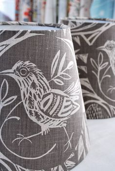 Discover beautiful linen lampshades hand made in England using pretty Peony & Sage linens in faded country florals, simple neutrals and fresh coastal designs Matching Bedding And Curtains, Sustainable Textiles, Bed Linen Design, Luxury Bedding Sets, Lampshades, Linen Bedding, Bed Linens, Screen Printing, Fabric