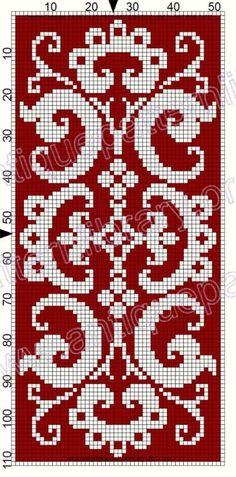 ru / Фото # 98 - 11 - Funny Cross Stitch Patterns, Cross Stitch Borders, Cross Stitch Designs, Cross Stitching, Cross Stitch Embroidery, Embroidery Patterns, Knitting Charts, Knitting Patterns, Crochet Patterns