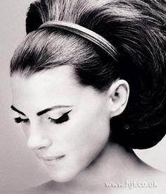 Photo of 2008 volume headband hairstyle. 2008 volume headband hairstyle