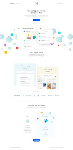 Headway new landing page / Dawid Liberadzki Grid Web Design, Web Design Agency, Web Design Company, App Design, Design Ideas, Design Your Own Website, Web Layout, Layout Design, Business Website