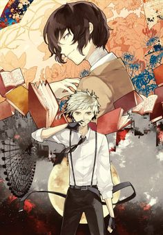 'Bungou Stray Dogs' Manga Getting Anime Adaptation From Bones | The Fandom Post