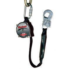 Protecta AD120A Rebel™ Self Retractable Lifeline - 20' Webbing with Carabiner