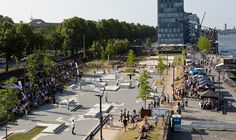 KAP 686 - the new Skate Plaza in Cologne.