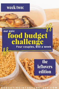 Food Budget Challenge   How to Save Money on Groceries   Grocery Budget   Grocery Savings