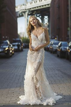 Glamour in wedding is a must! Whether associated with extravagance or modesty, glamour comes from within. Galia Lahav wedding dress describe high end fashion and luxury for all brides to be. Duke Photography