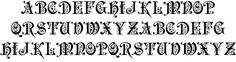 Preciosa font by Listemageren - FontSpace free Victorian fonts
