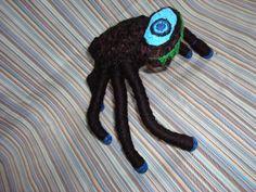 araña negra cíclope2