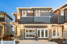 Take a photo tour of Broadview Homes. We unite a contemporary building philosophy & essential design considerations to create luxurious modern living. Redstone, Contemporary Building, New Home Communities, New Home Builders, How To Take Photos, Calgary, Photo Galleries, New Homes, House Design