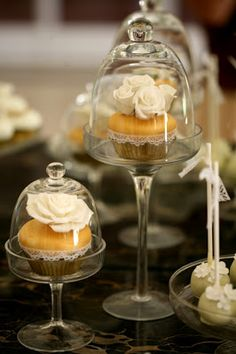 Cupcake: The most romantic table