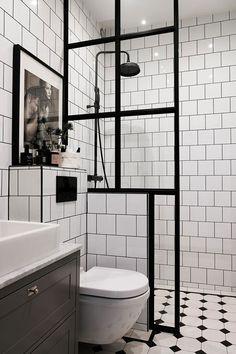 The Sleek and Stylish Wet Rooms for a Trendy Look! Diy Bathroom Decor, Bathroom Design Small, Bathroom Interior Design, Modern Bathroom, Mirror Bathroom, Bathroom Designs, Bathroom Ideas, Zebra Bathroom, Tiny Bathrooms