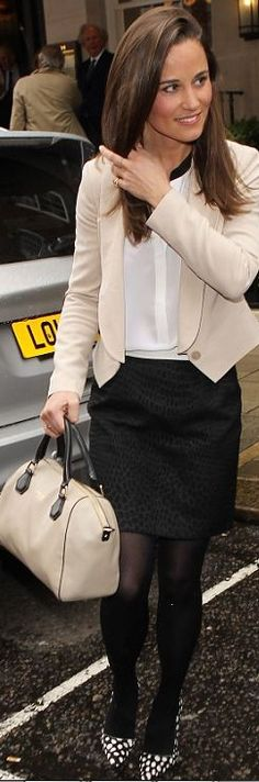 Pippa Middleton: Jacket – Temperley London  ...