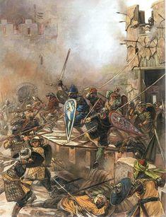 Siege of Antioch, 1098.