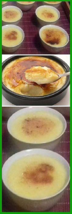 Hoy Aca El secreto de la CREMA CATALANA casera voy a revelar! #cremacatalana #catalana #elsecreto #secretos #postres #tips #pain #bread #breadrecipes #パン #хлеб #brot #pane #crema #relleno #losmejores #cremas #rellenos #cakes #pan #panfrances #panettone #panes #pantone #pan #recetas #recipe #casero #torta #tartas #pastel #nestlecocina #bizcocho #bizcochuelo #tasty #cocina #chocolate Si te gusta dinos HOLA y dale a Me Gusta MIREN...