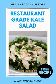 the most mouthwatering healthy kale and cranberry salad recipe. Great lunch option and dinner recipe. #ozofsalt #lunchtime #dinnertime Lunch Ideas | Easy Kid Friendly Meals | Family Meal Planning | Salad Recipes | Dinner Ideas for Families Cranberry Salad Recipes, Cranberry Cheese, Family Meal Planning, Family Meals, Lunch Ideas, Dinner Ideas, Easy One Pot Meals, Kale Salad, Kid Friendly Meals