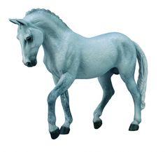 Collecta Horses (XL) Trakehner Gray Stallion 5.14 X 11 cm - Internet-Toys